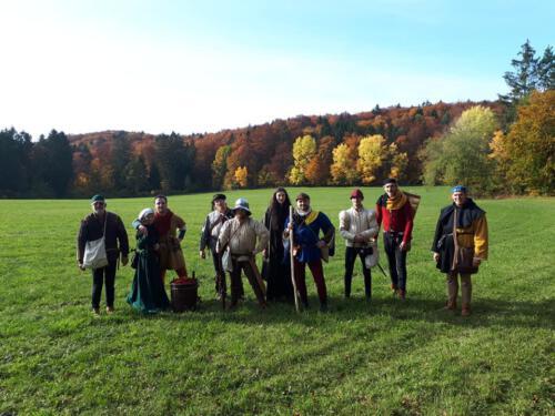 Wanderung Arzlohe